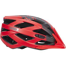 UVEX I-VO CC casco per bici rosso/nero